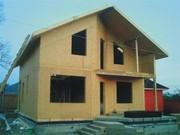 Строительство деревянно-каркасных   домов, магазинов......