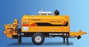В НАЛИЧИИ Новый стационарный бетононасос Zoomlion - Cifa HBT80