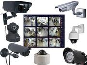 Продажа и установка камер наблюдения