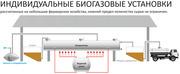 Биогазовое оборудование БУГ