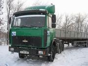 Продам седельный 3-х осный тягач Супер МАЗ 642208-230